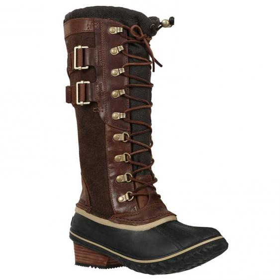Sorel Conquest Carly II Umber 1689681-261 (Women's)