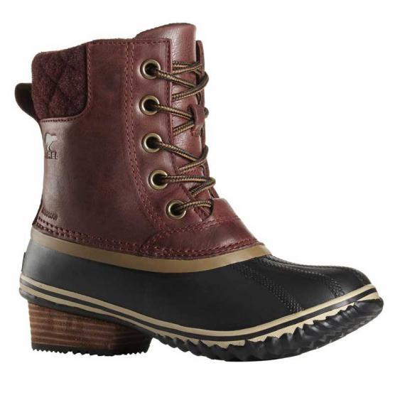 Sorel Slimpack II Lace Redwood 1702251-628 (Women's)