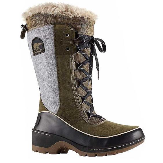 Sorel Tivoli III High Nori/ Black 1758931-383 (Women's)