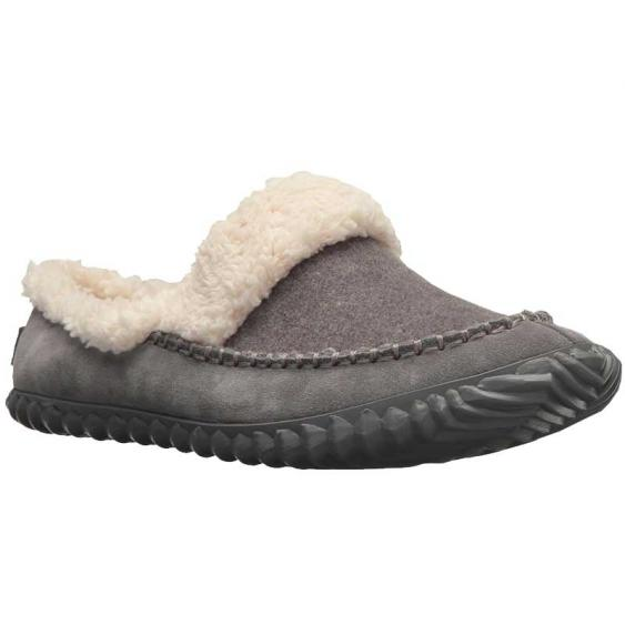 Sorel Out 'N About Slide Slipper Quarry/Natural 1759331-052 (Women's)