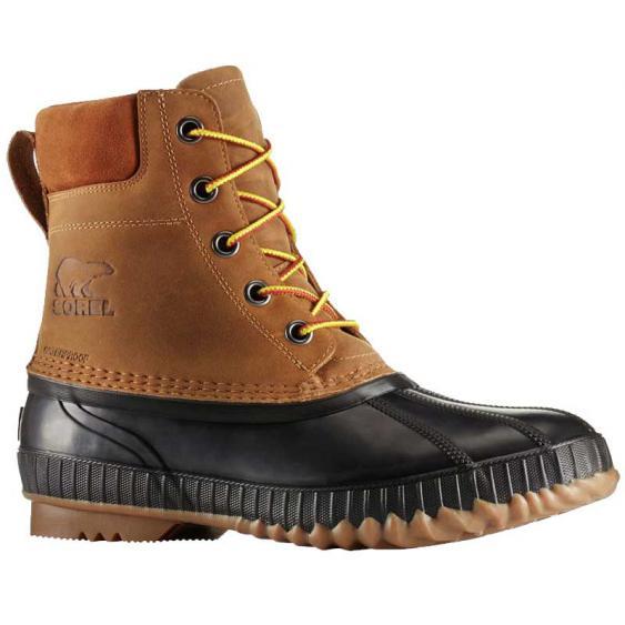 Sorel Cheyenne II Chipmunk/ Black 1750241-224 (Men's)