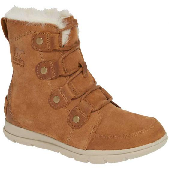 Sorel Explorer Joan Camel Brown/Ancient Fossil 1808061-224 (Women's)
