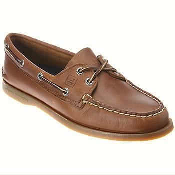 Sperry Men S Authentic Original A O Boat Shoes Sahara