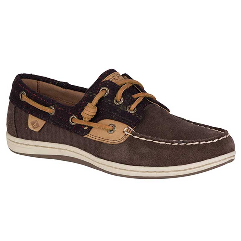 Sperry Songfish Suede Wool
