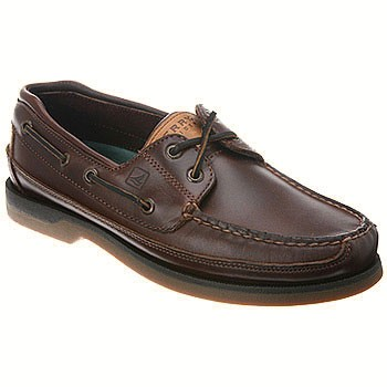 Sperry Mako 2-Eye Canoe Moc Amaretto (Men's)