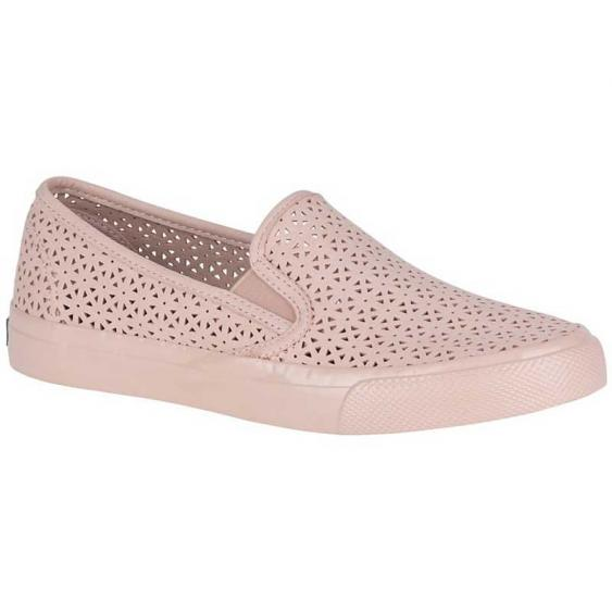 Sperry Seaside Perforated Sneaker Rose STS81945 (Women's)