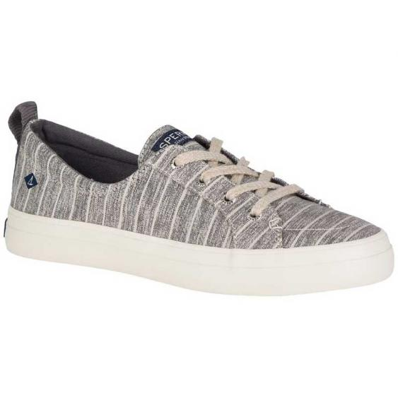 Sperry Crest Vibe Painterly Stripe Grey STS81467 (Women's)