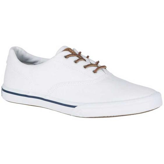 Sperry Striper II Salt Washed CVO White STS17392 (Men's)