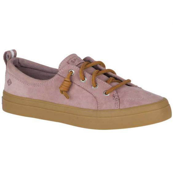 Sperry Crest Vibe Washable Leather Mauve STS82402 (Women's)