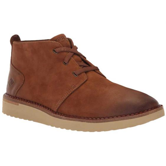 Sperry Camden Oxford Chukka Burnished Tan STS18045 (Men's)