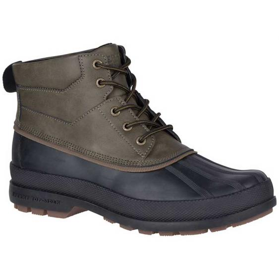 Sperry Cold Bay Chukka Olive/ Black STS19555 (Men's)
