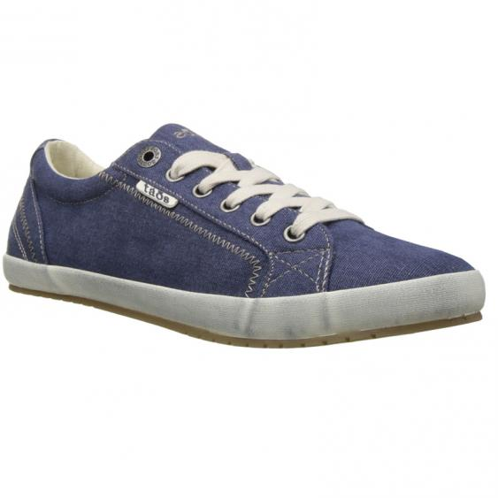 Taos Star Blue Washed Canvas (Women's)