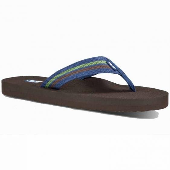 Teva Mush II Canvas Arroyo Insignia Blue 1004890-AINB (Men's)