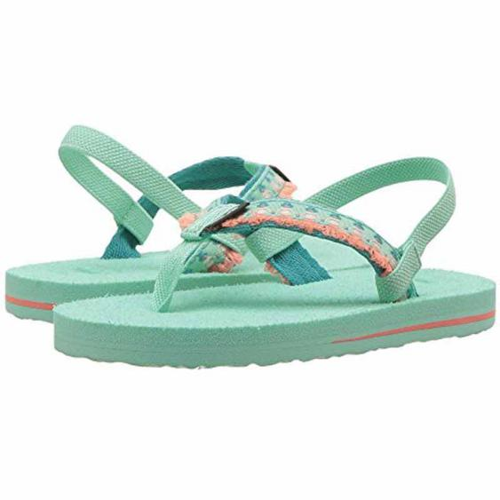 Teva Mush II Hula Girl Blue 1093656T-HGBL (Infant)