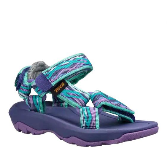 Teva Hurricane XLT 2 Delmar Sea Glass/ Purple 1019390C-DSGP (Kid's)