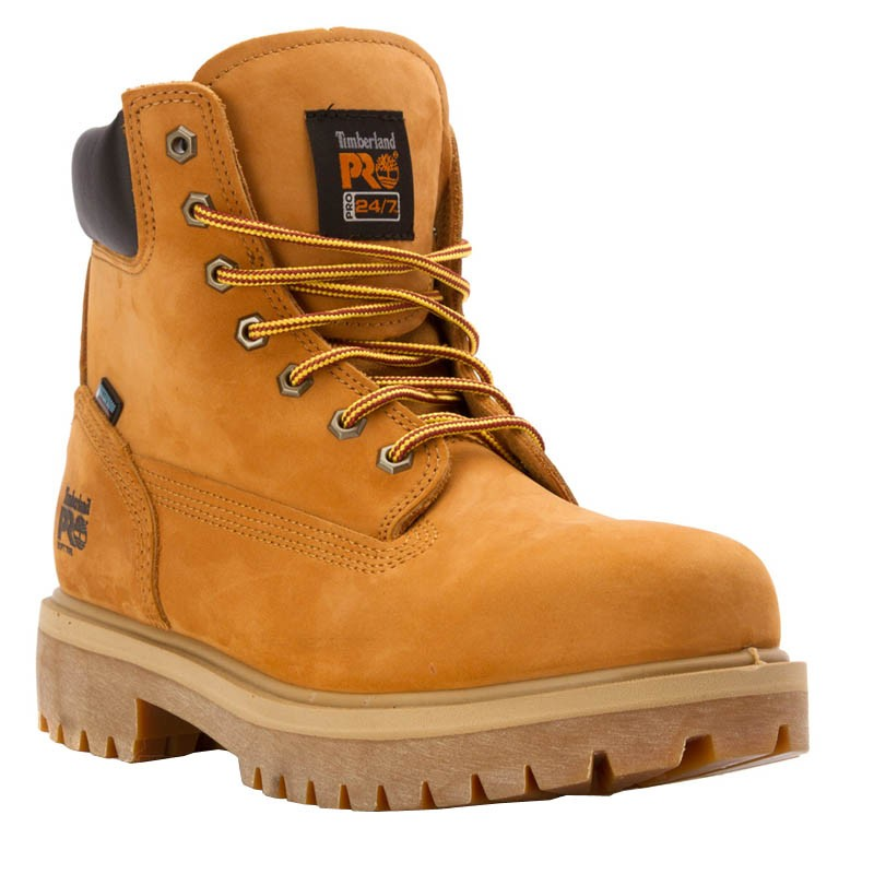 huge inventory lovely design usa cheap sale Timberland Pro Direct Attach 6'' WP Wheat 65030 (Men's)