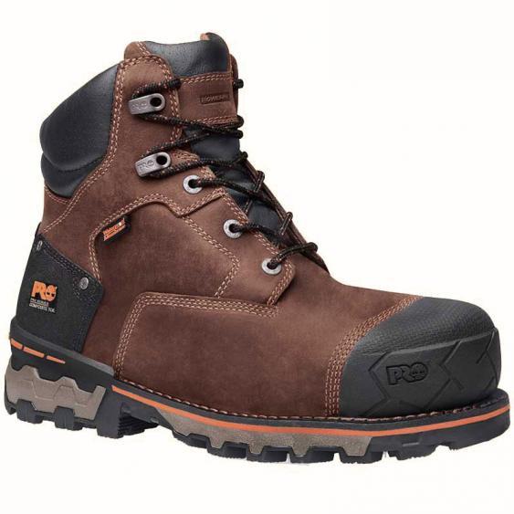 Timberland Pro Boondock 6'' Brown 92615 (Men's)