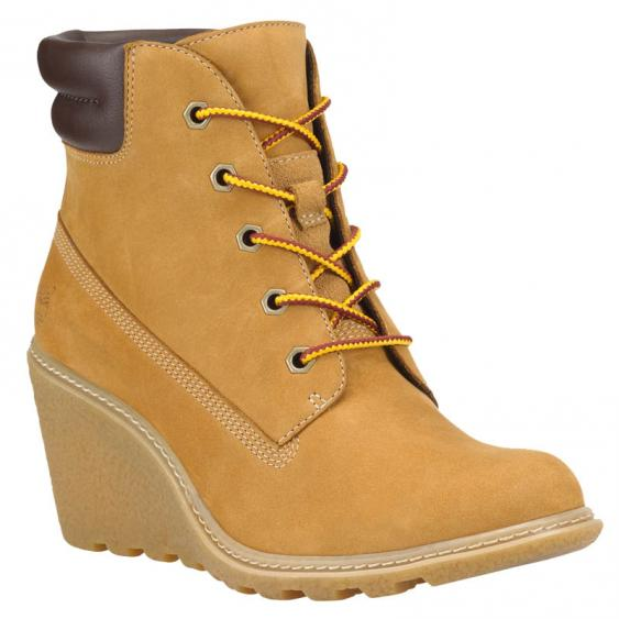 Timberland Amston 6 inch Boot Wheat TB08251A231 (Women's)