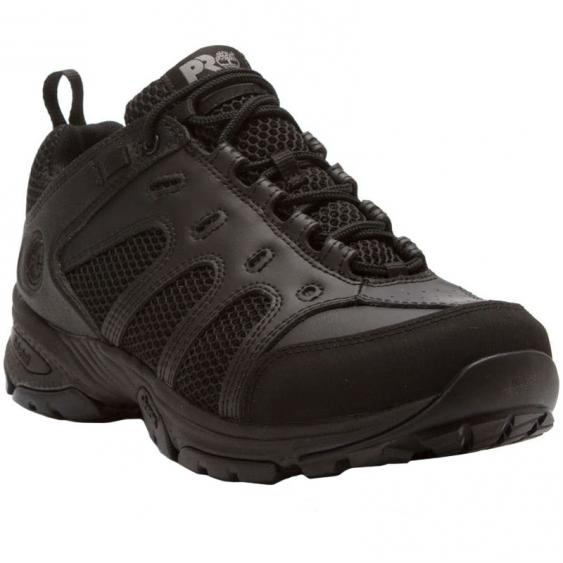 Timberland Pro Valor Tactical Oxford Black Smooth 90667 (Men's)