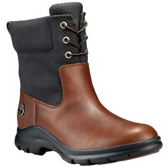 Timberland Turain Waterproof Ankle Boots Brown TB0A1HVJH37 (Women's)