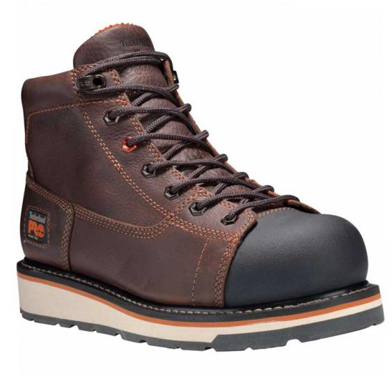 Timberland Pro Gridworks 6'' Red/ Brown A1GNL214 (Men's)