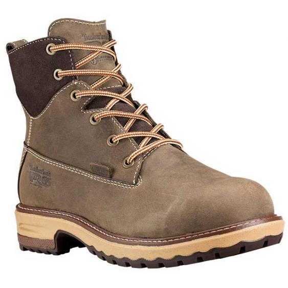 Timberland Pro Hightower 6'' Alloy Toe Brown TB0A1KIT214 (Women's)