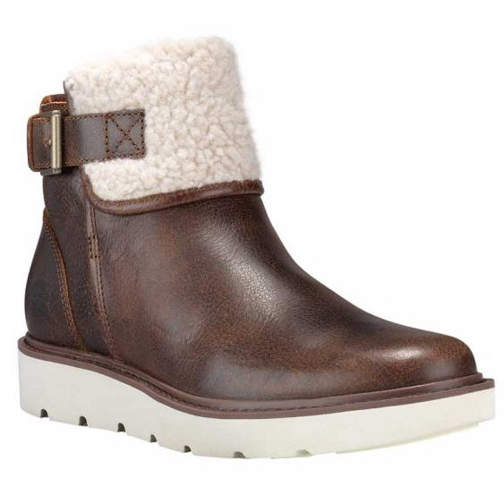 Timberland Kenniston Fleece Medium Brown TB0A1IAOH58 (Women's)