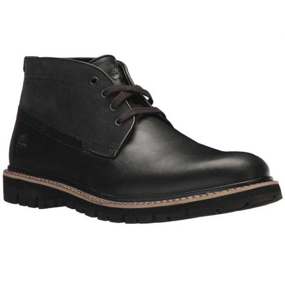 Timberland Britton Hill Chukka Black TB0A1MDY001 (Men's)
