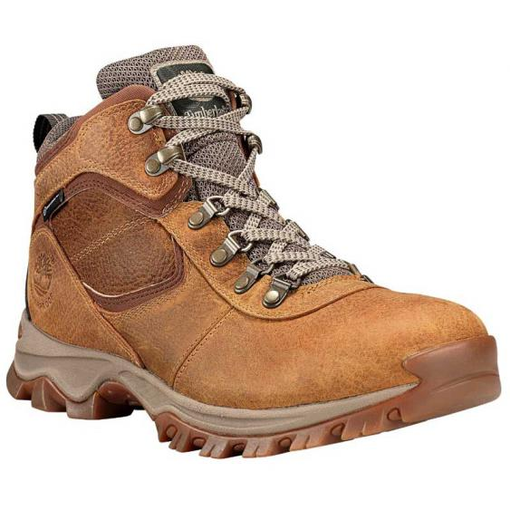 Timberland Mt. Maddsen Light Brown Full Grain TB0A1J1N230 (Men's)
