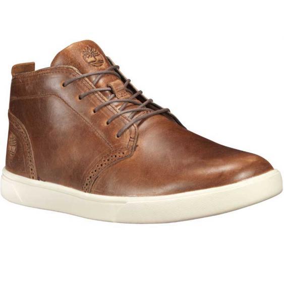 Timberland Groveton Leather Chukka Light Brown TB0A1ZJ1919 (Men's)