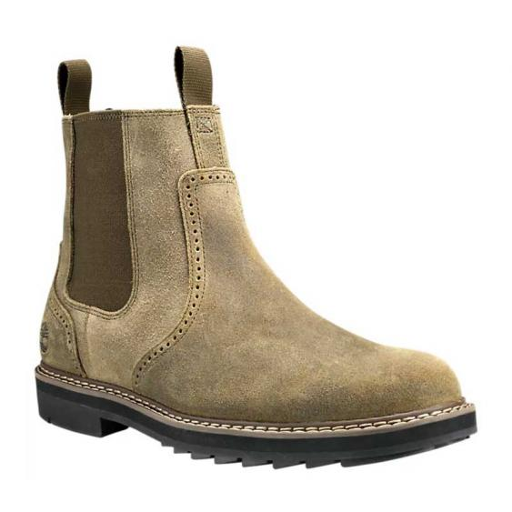 Timberland Squall Canyon WP Side Zip Chelsea Olive TB0A297W901 (Men's)