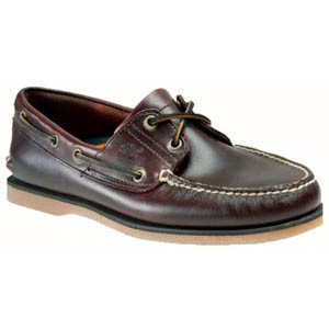 Timberland Classic Boat 2-Eye Dark Brown Smooth 74035 (Men's)