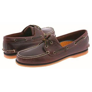 Timberland Classic Boat 2-Eye Rootbeer Smooth 25077 (Men's)