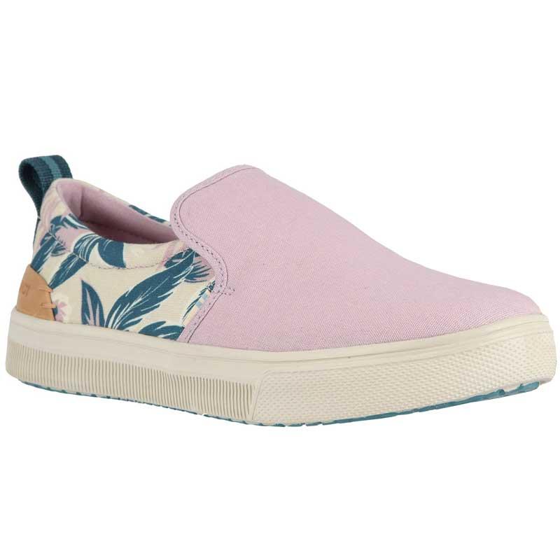 b2556f5d3ac TOMS Shoes TRVL LITE Slip-On Burnished Lilac Floral 10013387 ...