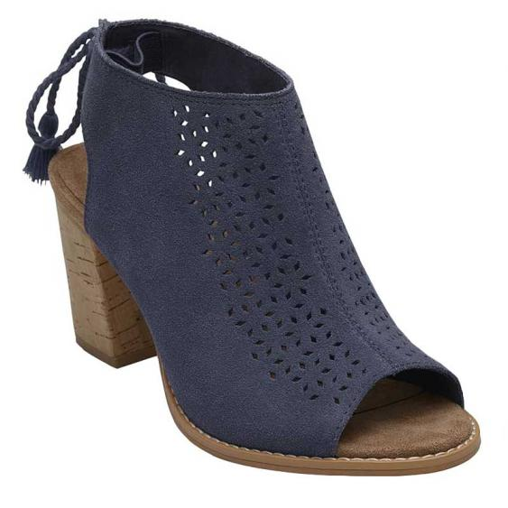 TOMS Shoes Elba Cadet Blue 10011791 (Women's)