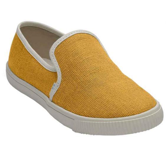 TOMS Shoes Clemente Sunflower Canvas 10012390 (Women's)