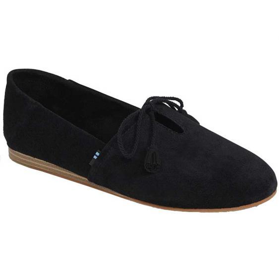 TOMS Shoes Kelli Black 10012454 (Women's)