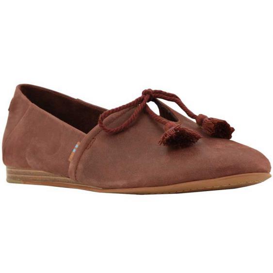 TOMS Shoes Kelli Burnt Henna 10012482 (Women's)