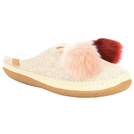 TOMS Shoes Ivy Rose Cloud Multicolor Felt 10012486 (Women's)