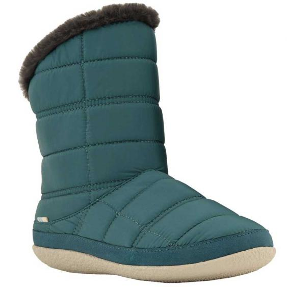 TOMS Shoes Inez Stellar Blue Quilted 10012469 (Women's)