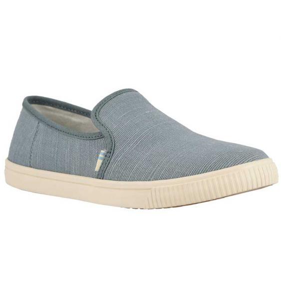 TOMS Shoes Clemente Pebble Grey 10013388 (Women's)