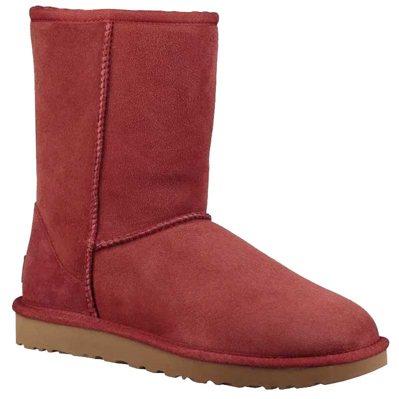 94b6e5ff71b UGG Classic II Short Redwood 1016223-RDWD (Women's). Loading zoom