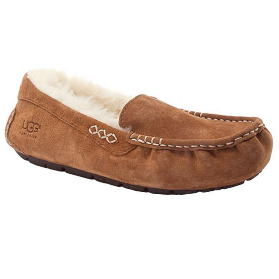 UGG Ansley Chestnut Suede 3312-CHE (Women's)