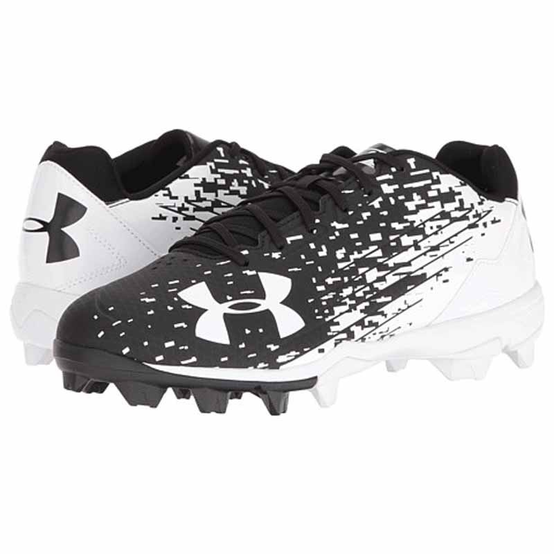 Under Armour Leadoff Low RM Black / White 1278744-011 (Men's)