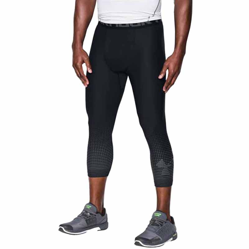 3/4 under armour tights