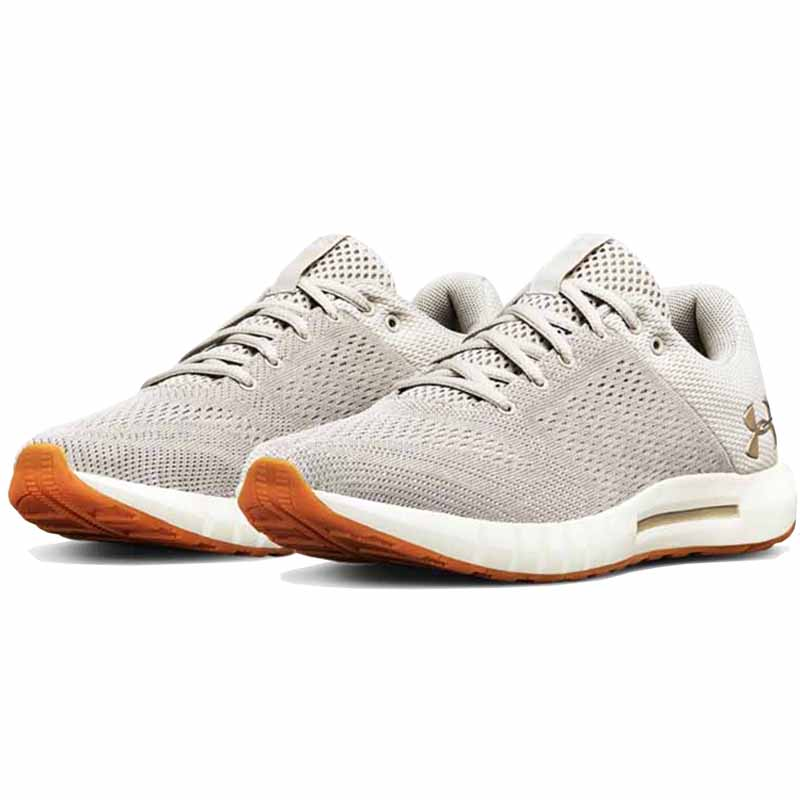 buy popular 16561 ea05b Under Armour Micro G Pursuit Grey   Ivory 3000101-109 (Women s). Loading  zoom