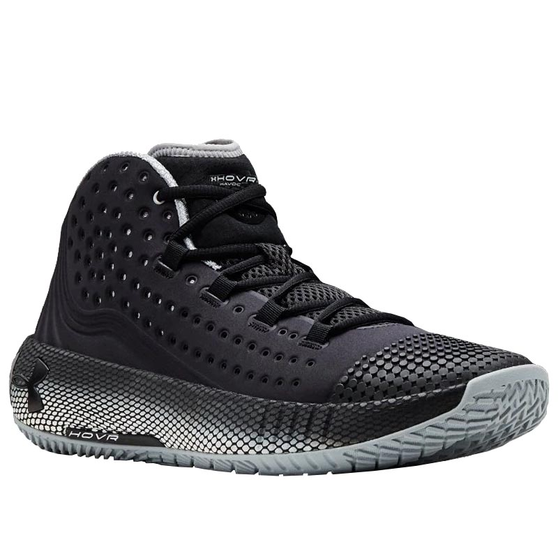 new concept 83813 cce54 Under Armour HOVR Havoc 2 Black/ White 3022050-002 (Men's)