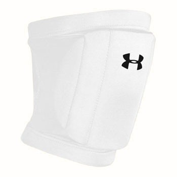 Under Armour Volleyball Kneepad White UA54002-WHT