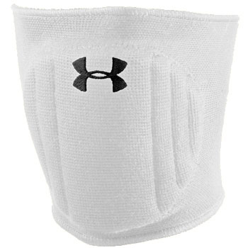 Under Armour Volleyball Knee Pad White 1218126-100