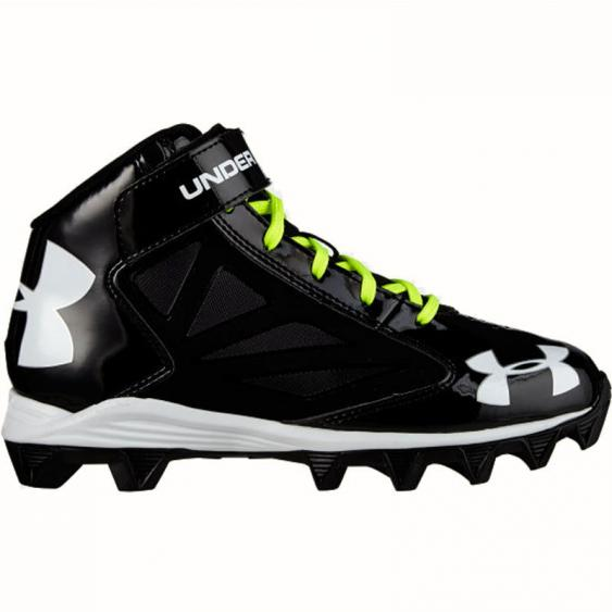 Under Armour Crusher JR Black 1249794-001 (Youth)